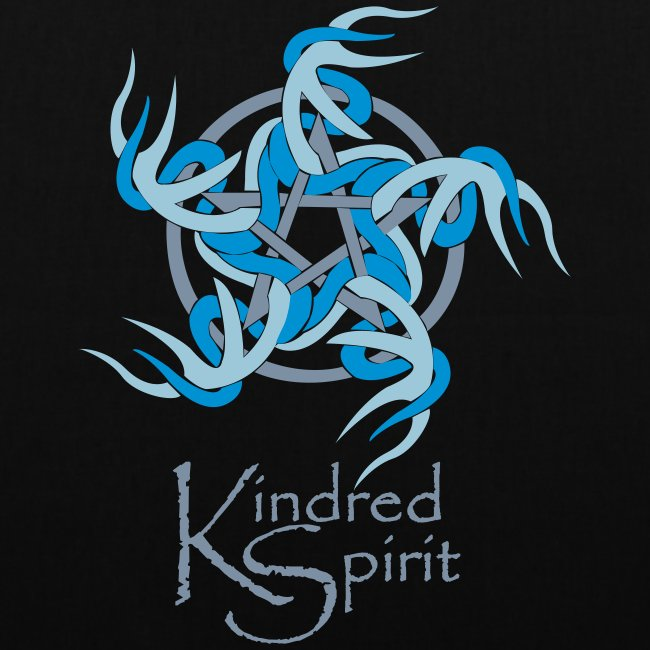Kindred Spirit tote bag