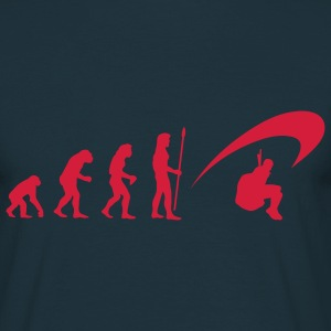 evolution_paragliding1 T-shirts - T-shirt Homme