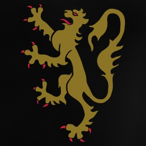 Lion, Medieval, Middle Ages, Löwe, Mittelalter, LARP, Tiere, Wappen, Flaggen, Rollenspiel, www.eushirt.com Baby T-Shirts - Baby T-Shirt