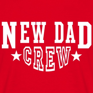 NDC New Dad Crew 2Star T-Shirt WR - Men's T-Shirt