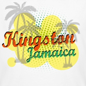 kingston jamaica T-Shirts - Men's Organic T-shirt