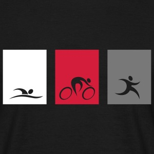 Triathlonicons Tee shirts - T-shirt Homme