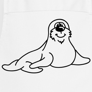 Little seal  Aprons - Cooking Apron