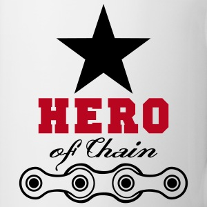 hero of chain - Tasse
