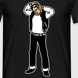 Rockabilly Boy, T-Shirt - Männer T-Shirt
