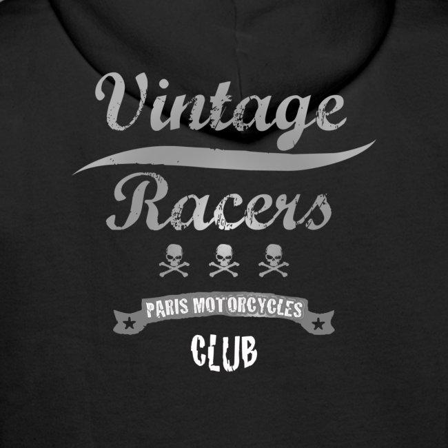 Motorcycles Club Hoodie  Black