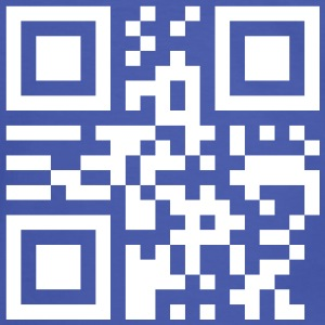 king_qrcode_1c T-Shirts - Men's Ringer Shirt