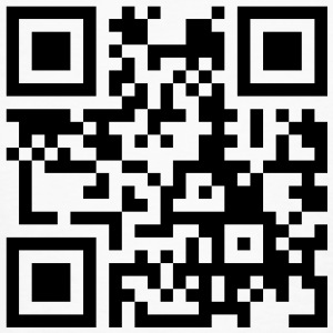 its_peanut_butter_jelly_time_qrcode_1c T-shirts - Organic mænd