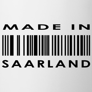 Made in Saarland Tassen - Tasse