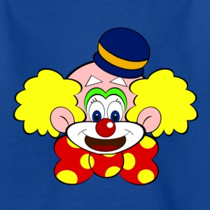 Clown T-Shirts - Teenager T-Shirt