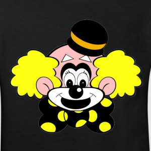 Clown T-shirts - Ekologisk T-shirt barn