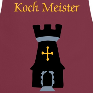 Medieval fantasty Tower Symbol  Aprons - Cooking Apron
