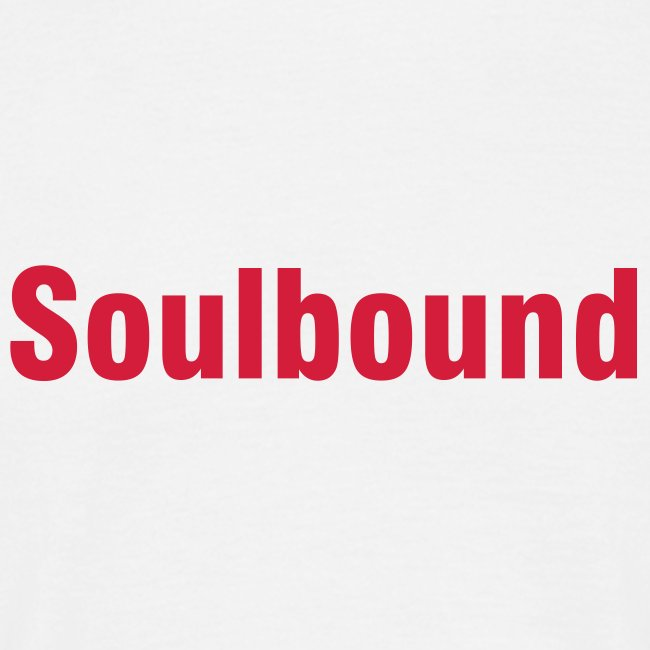 Soulbound (Red on White)