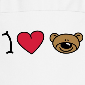I love bears  Aprons - Cooking Apron