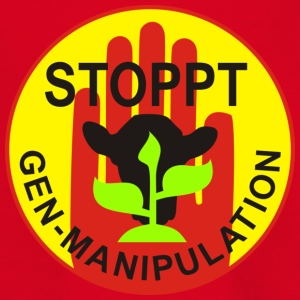 STOPPT GENmanipulation / Beispiel EHEC HUS | Kindershirt - Teenager T-Shirt