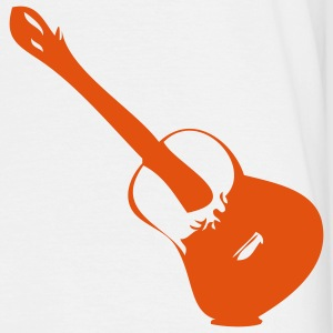 tshirt guitare acoustique country - T-shirt Homme