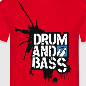 Drum and Bass T-Shirts - Männer T-Shirt