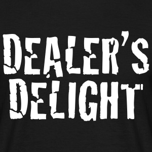 Dealer's Delight | Dealer T-Shirts - Herre-T-shirt