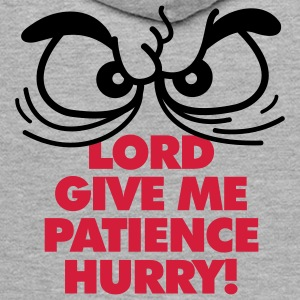 Lord Give Patience 1 (2c)++ Sweaters - Mannen Premium hoodie