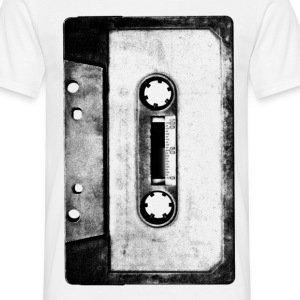 HUGE tape cassette - Men's T-Shirt