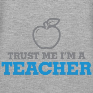 Trust Me Teacher 2 (dd)++ Hoodies & Sweatshirts - Women's Premium Hoodie
