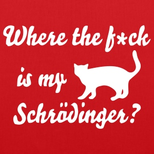 Schrodinger's Cat Bags  - Tote Bag