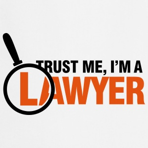 Trust Me Lawyer 2 (2c)++  Aprons - Cooking Apron