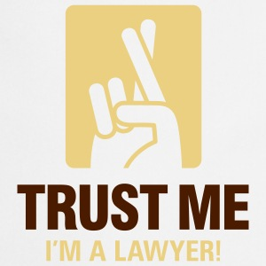 Trust Me Lawyer 1 (2c)++  Aprons - Cooking Apron