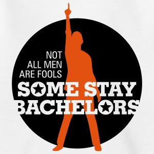 Some Stay Bachelors 3 (2c)++ Kids' Shirts - Teenage T-shirt