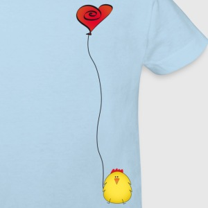 Lovely Chicken Shirts - Kids' Organic T-shirt