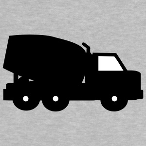 cement mixer Baby Shirts  - Baby T-Shirt