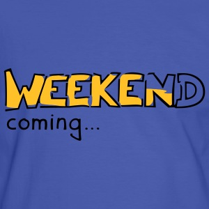 Weekend Herre T-shirt - Herre kontrast-T-shirt