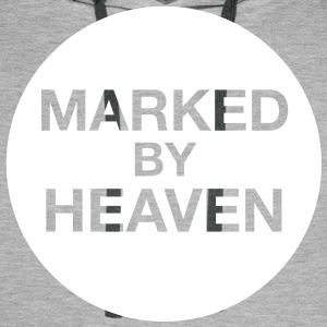 Marked By Heaven Pullover - Männer Premium Hoodie