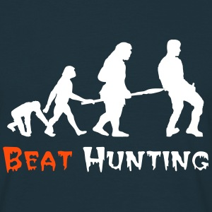 Beat Hunting (Vector) - Männer T-Shirt