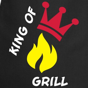 King of Grill Tabliers - Tablier de cuisine