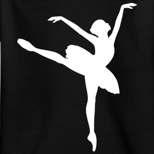 Ballet Dancer Kids' Shirts - Teenage T-shirt