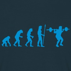 evolution_bodybuilding1 T-Shirts