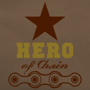 hero of chain - Retro Tasche