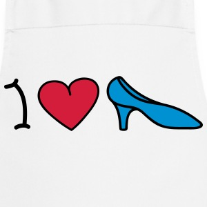 I love shoes  Aprons - Cooking Apron