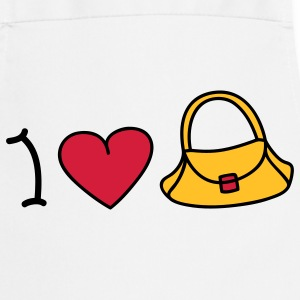 I love handbags Kookschorten - Keukenschort