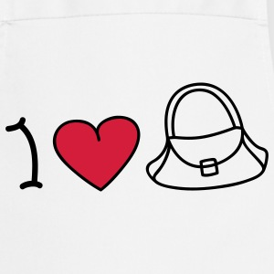 I love handbags Delantales - Delantal de cocina