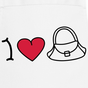 I love handbags  Aprons - Cooking Apron
