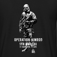 Design ~ SAS Nimrod Tribute