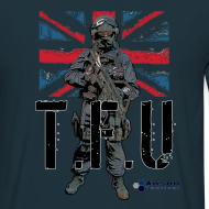 Design ~ TFU T-Shirt - Navy