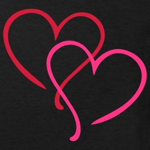 Hearts Love - Kids' Organic T-shirt