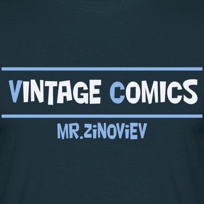 Maglietta Mr.Zinoviev