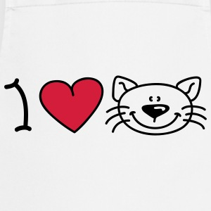 I love cats  Aprons - Cooking Apron