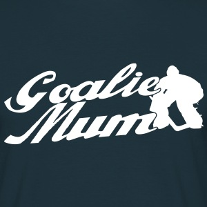 Goalie Mum T-Shirts - Men's T-Shirt