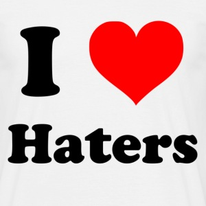 love haters - Männer T-Shirt