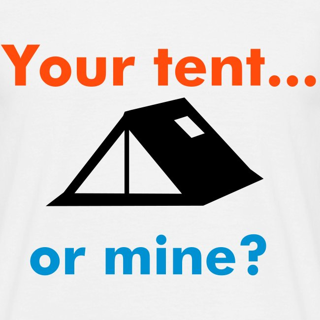 your tent mens s